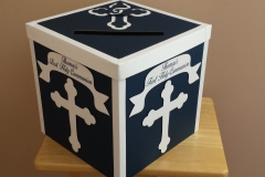 Communion envelope box
