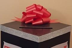 Tali's envelope box