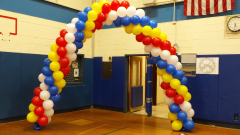 School Circus Arch 2